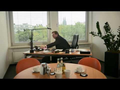 Das Büro... Abels & Partner GmbH Köln, Büroräume mieten Köln, Virtual Office, Coworking, Sminarräume