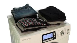 Common Uses For Combination Washer/Dryers Thumbnail