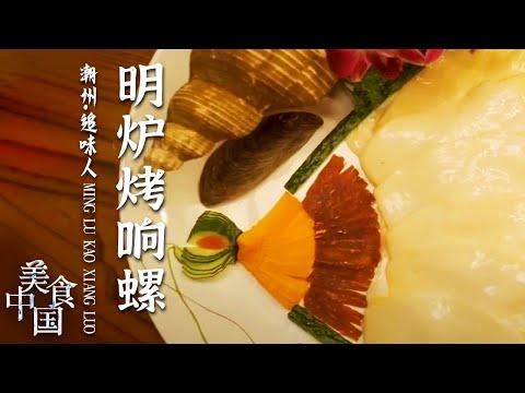 陸綜-美食中國-20210823- 明爐燒響螺太極護國菜縐紗魚片潮州老饕忘不了的味道來潮州必打卡的絕佳美味