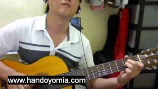 Mistletoe - Justin Bieber - Fingerstyle Guitar Solo