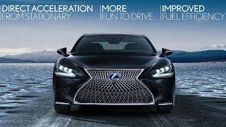 2019 Lexus LS 500H. Overview.