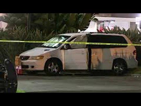 Hai người lớn, hai trẻ nhỏ chết trong xe ở Garden Grove