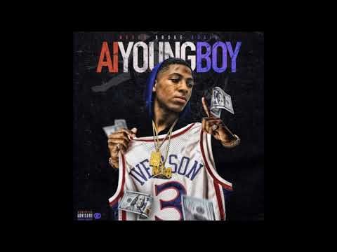 NBA YoungBoy - Ride on Em Official Instrumental [Prod. Dubba-AA, Louie Bandz]