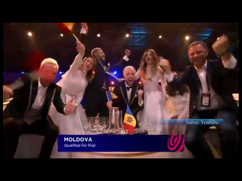 Știre Etv/10.05.2017 – REPUBLICA MOLDOVA, ÎN FINALA CONCURSULUI EUROVISION