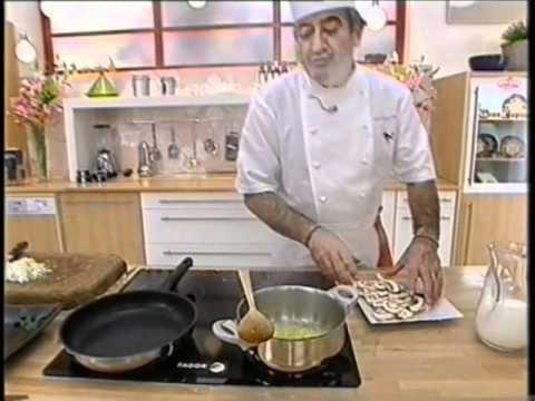 Empanadillas de verduras y foie gras malvas a 1 de 2 for Cocina karlos arguinano