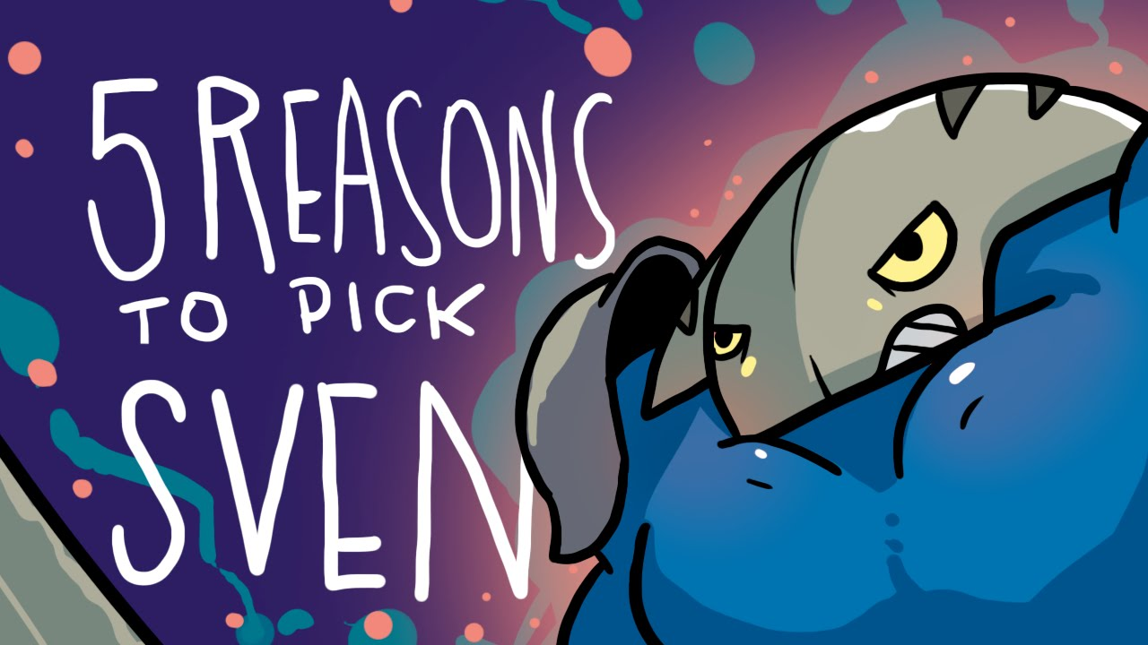 Download 5 REASONS TO PICK SVEN
