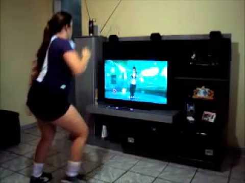 Zumba Fitness Wii – Caipirinha – GABY SCARAMUSSA