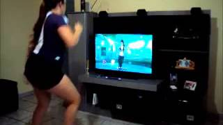Zumba Fitness Wii - Caipirinha - GABY SCARAMUSSA