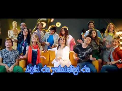 Yıldız Tilbe 14 Şubat Sevgililer Günü Reklamı Şarkı Sözleriyle