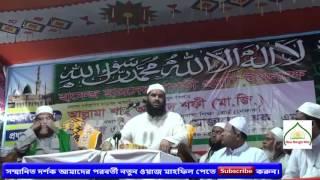 আল্লামা মামুনুল হক, mamunul haque by newbanglawazmahfil, bangla waz 2017