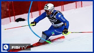 Peter Fill 2° in Combinata a Bormio