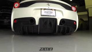 2015 Ferrari 458 Speciale | Zima Motorsports
