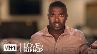 Ray J Wonders Who The Father of Lyrica's Baby Is 'Sneak Peek'   Love & Hip Hop: Hollywood