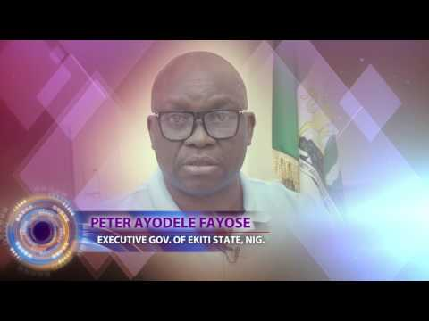 Ekiti State Governor, Dr. Peter Ayodele Fayose wishes The Lion Of AFRICA a Happy Birthday