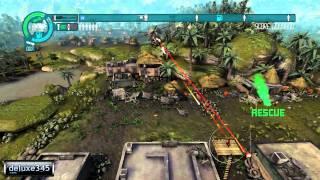 Choplifter HD Gameplay (PC HD)