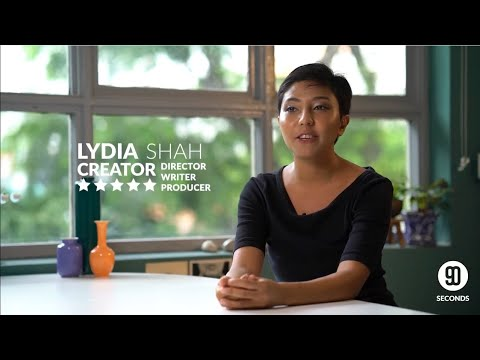 Why Video Creator Lydia Shah Loves 90 Seconds