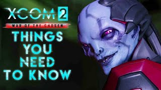 XCOM 2: War of the Chosen - 10 Things To Know When Starting A New Game 2018 HD