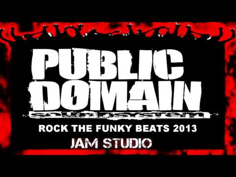Public Domain Soundsystem - Rock The Funky Beats 2013