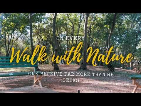 A Walk With Nature, Ganesh Talav (Veer Savarkar Udyan) Nigdi Pradhikaran, Pune.