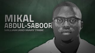 #CAAFB Game Day: Mikal Abdul-Saboor - William & Mary