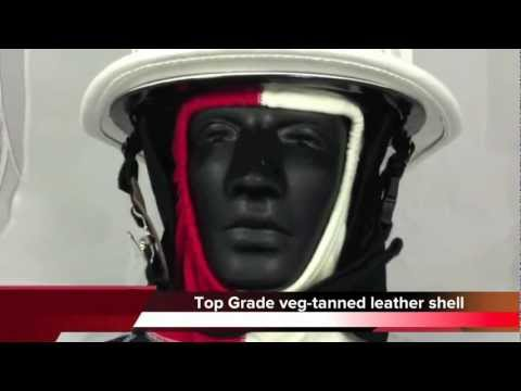 Phenix Traditional Leather Firefighting Helmet TL2