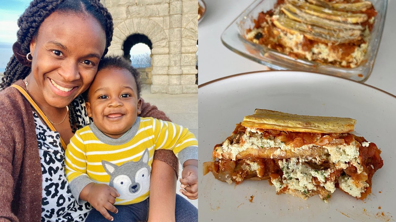 What I Eat in a Day as a Breastfeeding Mom of 2   Vegan & Healthy Food ideas