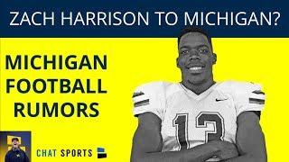 Zach Harrison Michigan-Bound? Plus, Shea Patterson Rumors, More Michigan Football 2019 Rumors