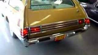 1972 440 Fury Wagon Video Show Car For Sale!