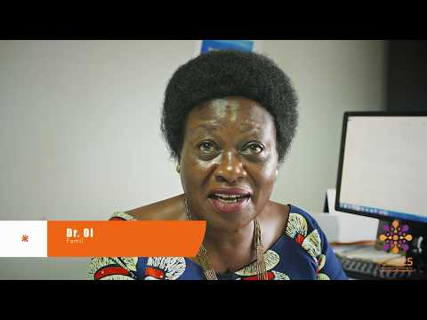 What's Changed? - Conversation with Ugandan ICPD25 ChangeHero(ine) Dr. Olive Sentumbwe, WHO.