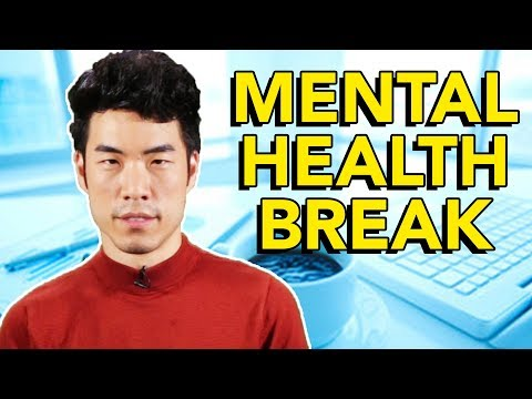 DJ MoonDawg - Taking a break is ok....learn all about Mental Health Breaks