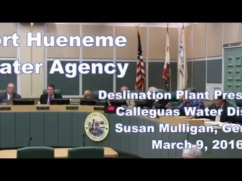 3 9 PH Water District Desalination Plant Presentation