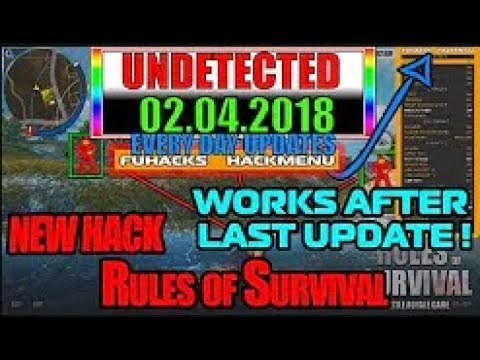 Rules Of Survival Hack PC ❤ FuROS ❤️