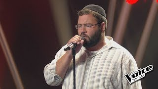 ישראל 4 The Voice: אבי גאנז - No woman no cry