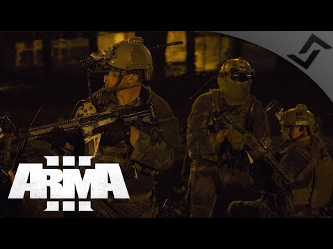 MARSOC City Incursion 25+ Players - ArmA 3 Zeus Gameplay