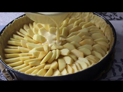 tarte-au-pomme-maison-🍎-le-gâteau-du-dimanche-dans-toute-sa-simplicité-💯