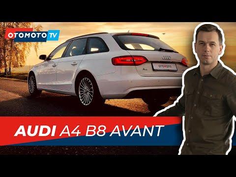 Audi A4 B8 Avant - pożądany przez większość ... naszych widzów | Test i recenzja OTOMOTO