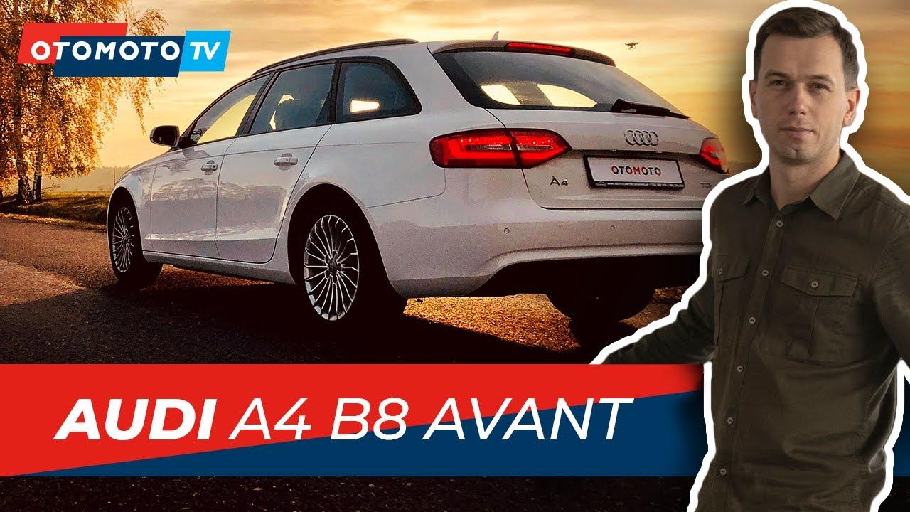 Audi A4 B8 Avant Pożądany Przez Większość Naszych Widzów