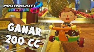 CÓMO GANAR EN 200 CC EN MARIO KART 8 DELUXE | Nintendo Switch