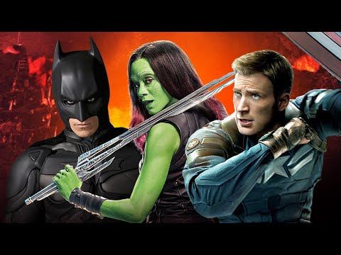 IGNs Favorite Comic-Book Movie of All Time Revealed