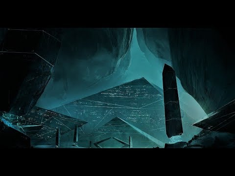 12-26-18~VISITATION?ANTARCTICA REVEALS MORE PYRAMIDS(!) ANCIENT SUBMARINE? EMERALD STATUE(!)