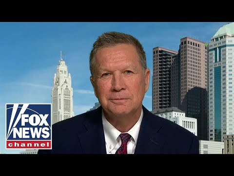Gov. John Kasich 'seriously look at' running for president in 2020, says dysfunction in Washington i
