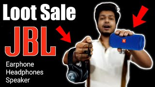 JBL loot offer | Cheapest JBL products | Discount on jbl | JBL coupon code in 2020