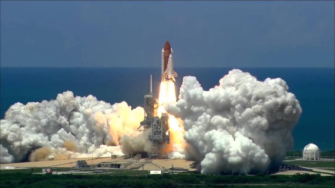 space shuttle discovery liftoff - photo #16