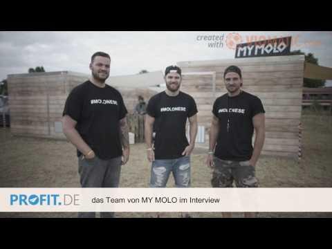 das Team von MY MOLO im Interview