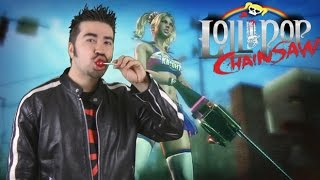 Lollipop Chainsaw Angry Review [RUS]