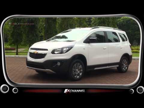 Merasakan Varian Termahal Chevrolet Spin Youtube
