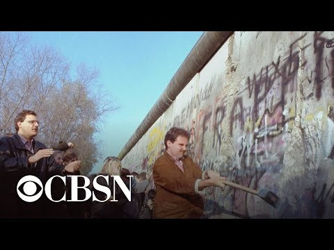 CBS News Radio series recounts the fall of the Berlin Wall 30 years later