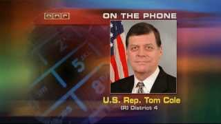 Newsmaker Interview: Okla. U.S. Rep. Tom Cole aired 10-4-13