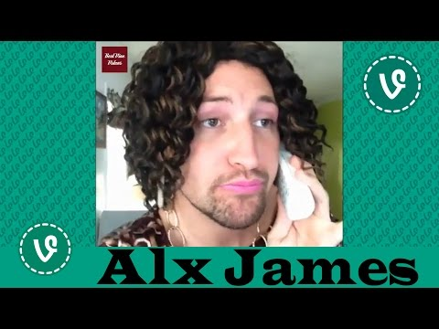 Alx James VINES ✔★ (ALL VINES) ★✔ NEW HD 2016