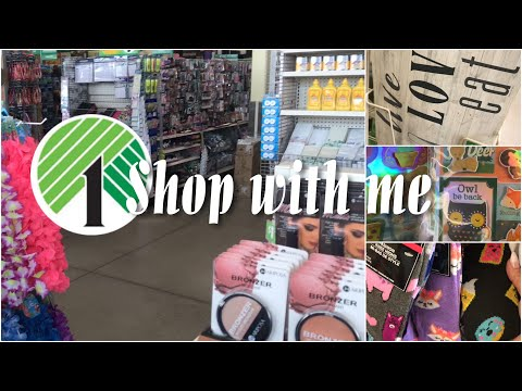 HUGE Dollar Tree Tour